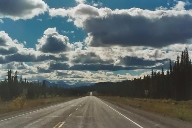 Margys Musings Alcan Highway