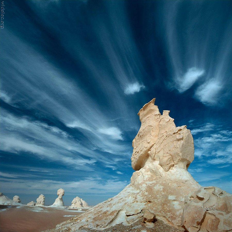 Margy S Musings White Desert Egypt