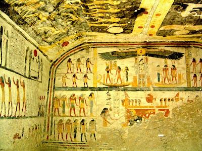Ética personal en el antiguo Egipto