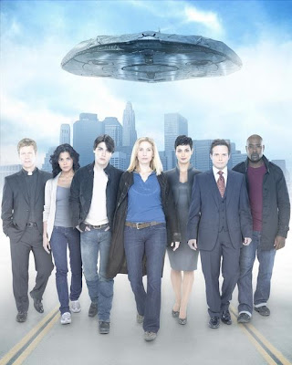 V The new TV Series
