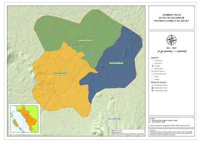 Collide for Sustainable Environment: Peta Administrasi Per ...