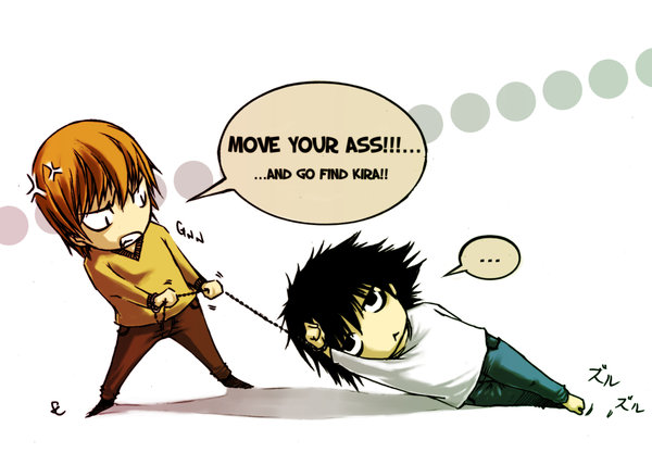 death note chibi light - photo #33