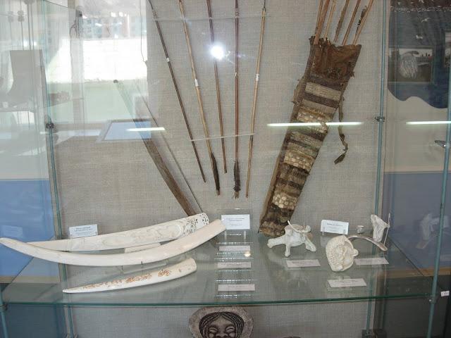стрелы и кость чукотский музей