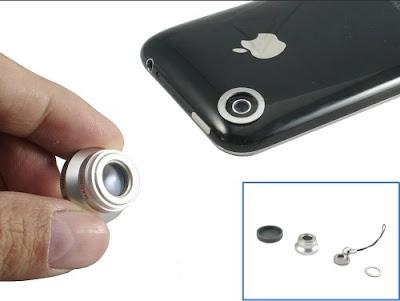 Lente Iphone S