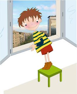 Prevenci n de accidentes en la escuela hogar y comunidad for Escaleras piscina para personas mayores