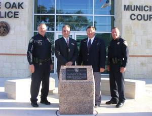 Bexar Community Texas Peace Officer Memorial Officer