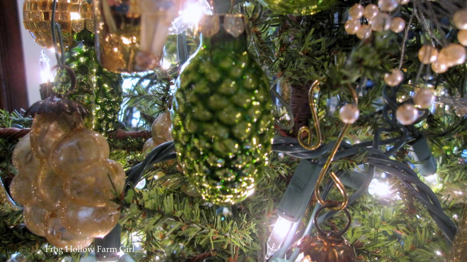 Frog Hollow Farm Girl: My Irish Christmas Tree At Frog