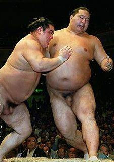 Naked Sumo 91