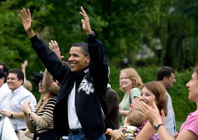 president obama tekenen