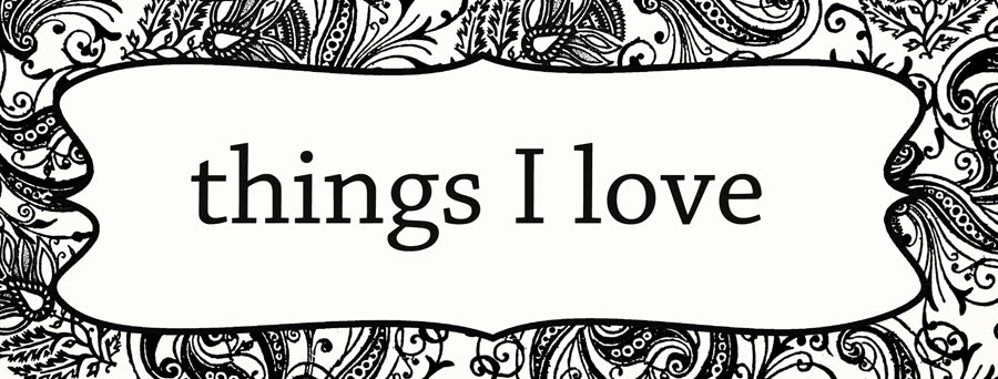 Things I Like About You: 10 Day YOU Challenge. 9 Loves