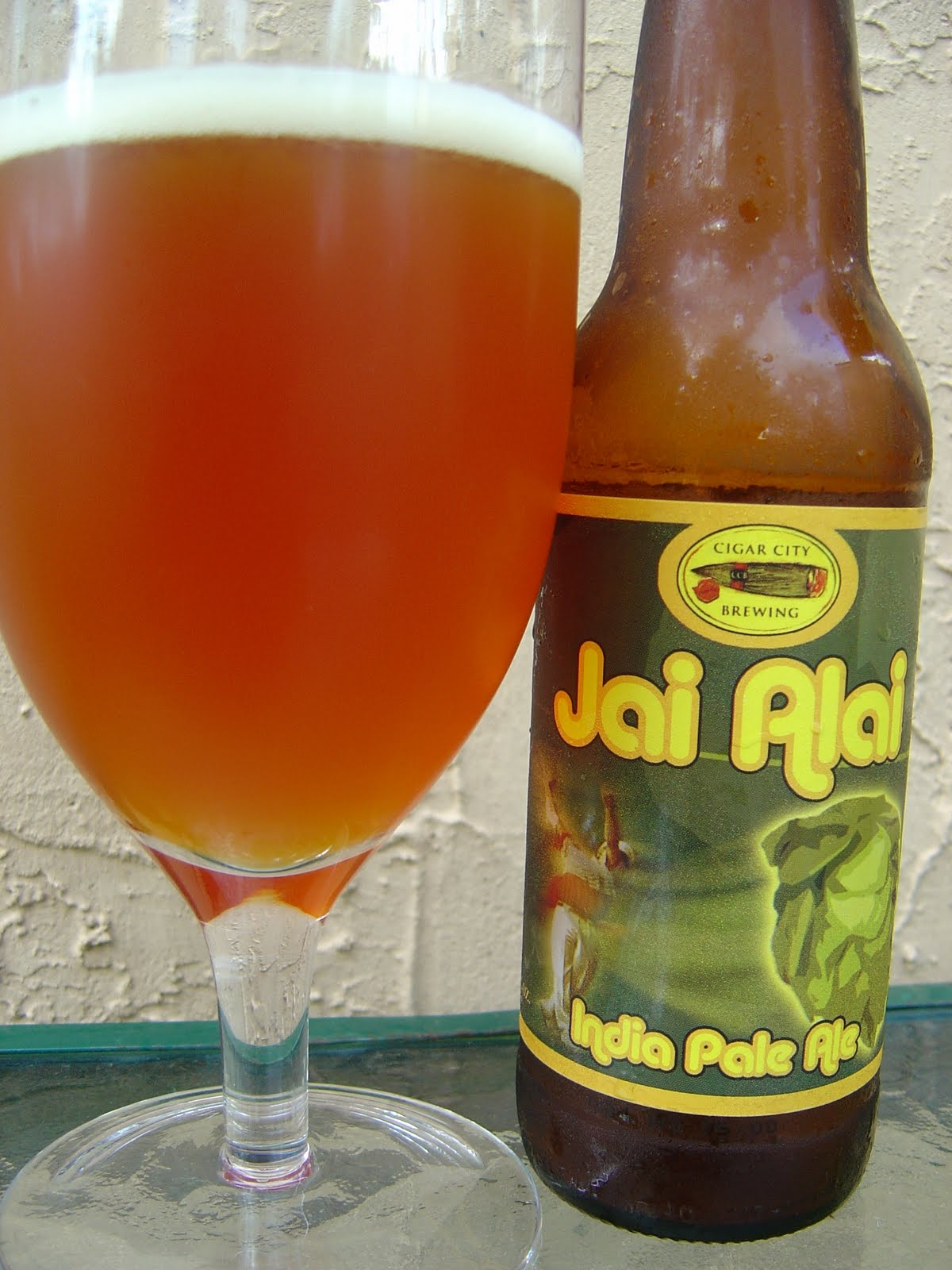 Daily Beer Review Jai Alai India Pale Ale