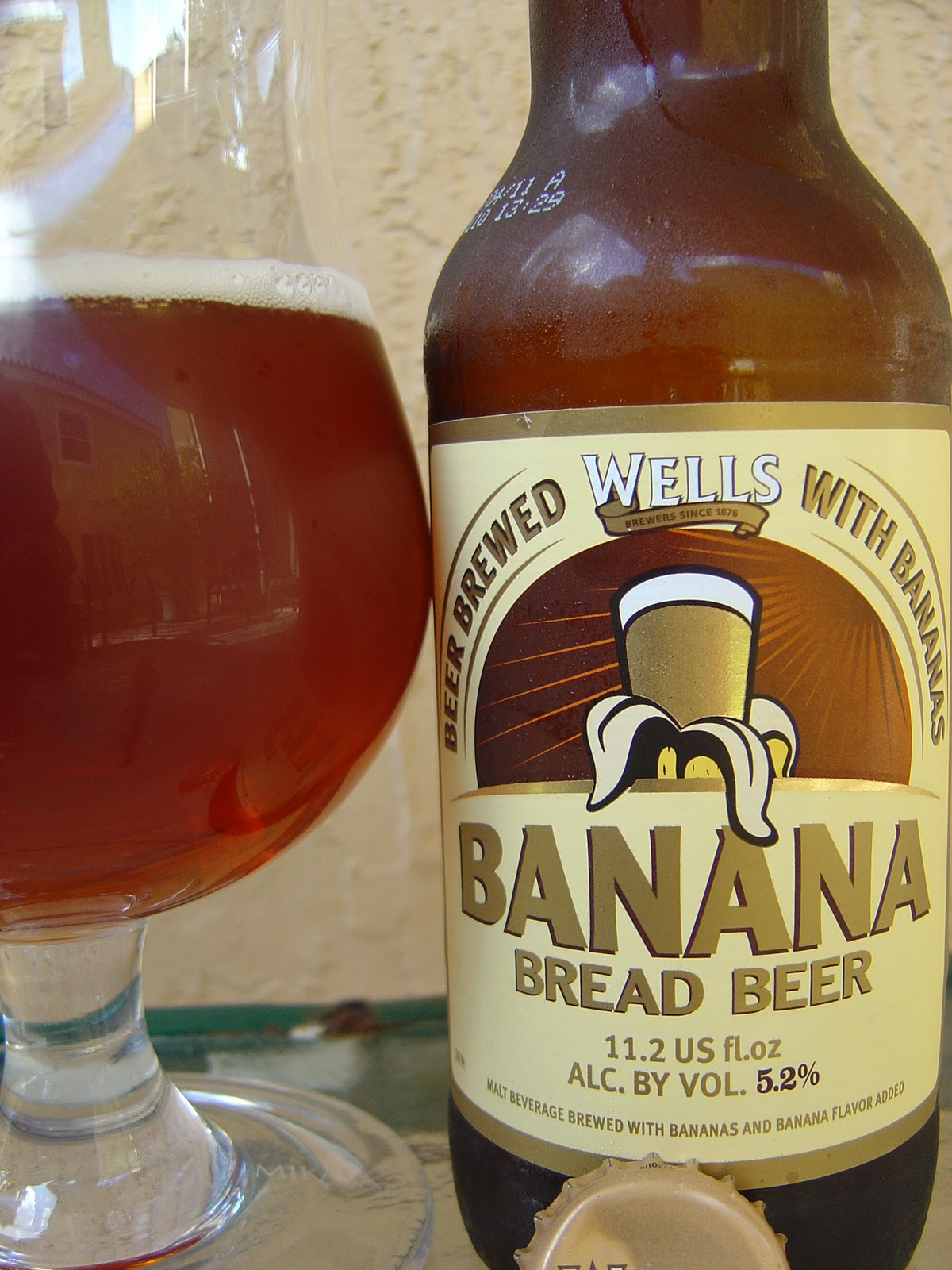 Daily Beer Review Wells Banana Bread Beer