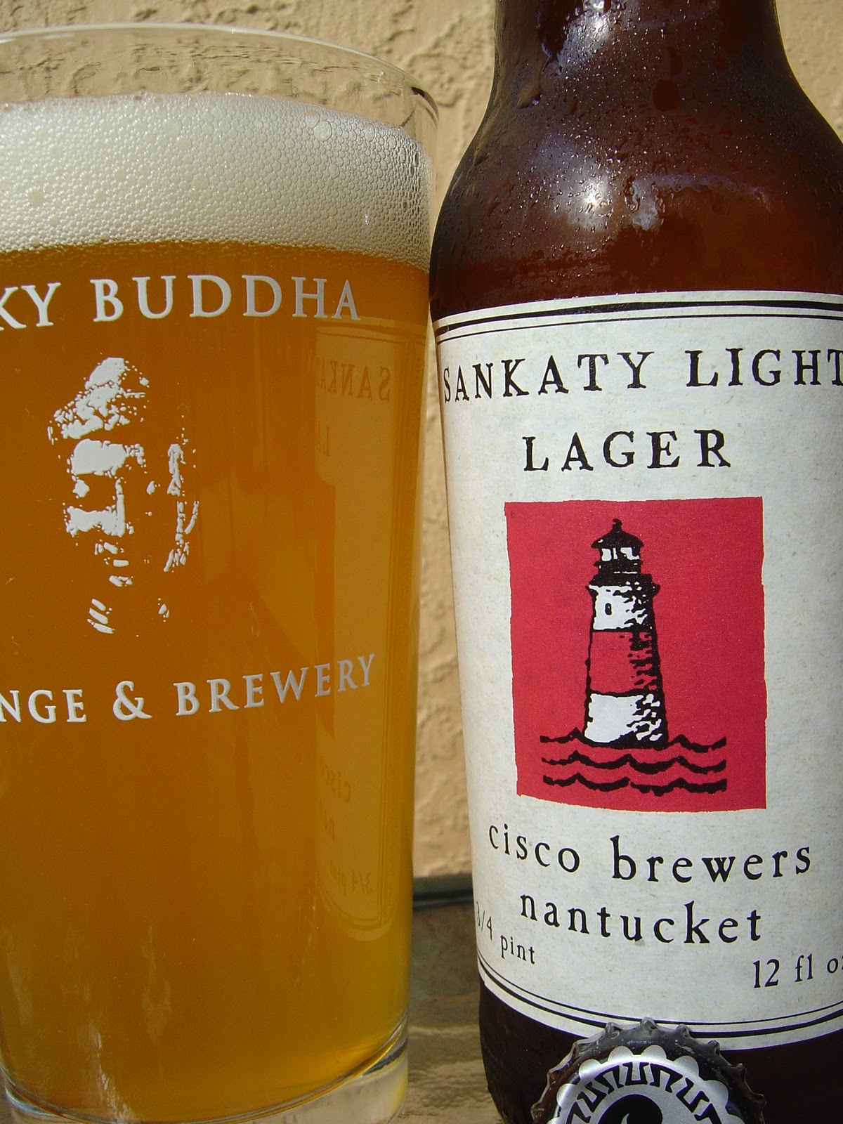 Daily Beer Review Sankaty Light Lager