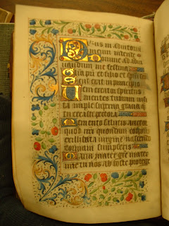 Book production in the Middle Ages