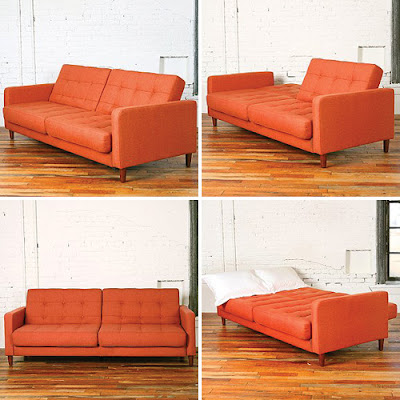 Jenn Ski Either Or Convertible Sofa From Urban Outfitters