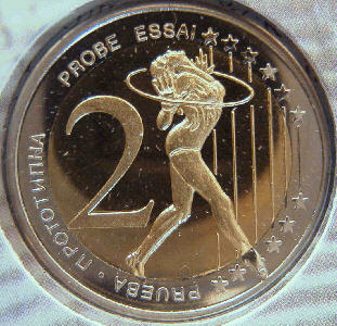 Numismatic World Bulgarian Euro Coins