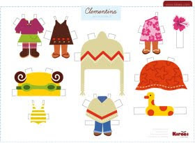 rc2 Paper doll FREE Printables! 10