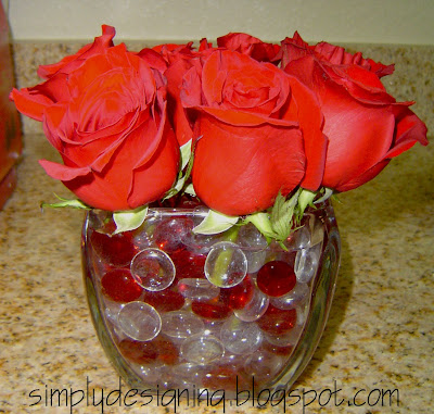 flowers+in+vase 14 Days of Valentine - Day 12: Flower Arrangement 19
