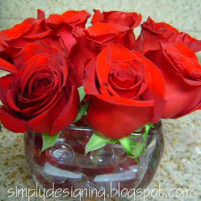 flowers+in+vase+2 14 Days of Valentine - Day 12: Flower Arrangement 20