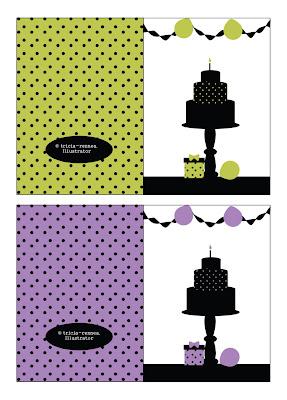 Tricia RenneaCelebrationCakeCardPrintable Amazing Printable Cards! 18