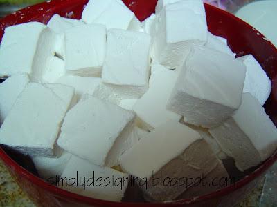 Marshmallows Homemade Marshmallows 10