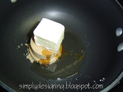 Ingrediants+in+pot Caramel Popcorn 15