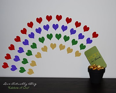 Rainbow+of+Love LoveActuallyBlog St. Patrick's Day Ideas for your Special Someone! 15