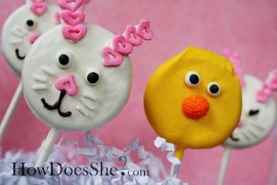 easteroreo1 Oreo Cookie Pops Feature 9