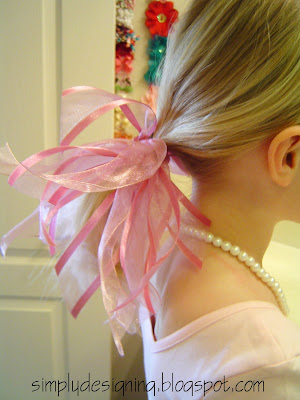 hair+accessory+in+hair In case you missed it...so simple Fancy Ribbon TuTu and hair accessory Tutorial 17