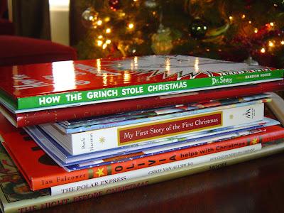 Christmas+Books+edited New Christmas Tradition - Christmas Books 8