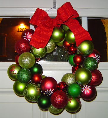 Ornament+Wreath Ornament Wreath 15