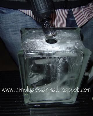 Glass+block+with+hole+copy Christmas Glass Blocks 30
