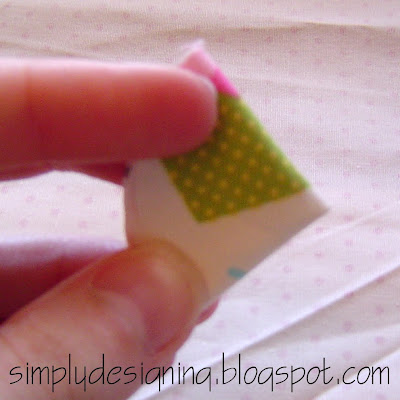 02+folded+flower Folded Hair Flower Tutorial 25