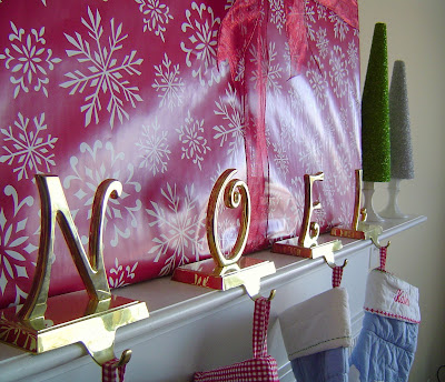 Noel Christmas Home Tour 36