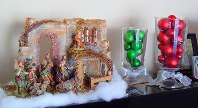 Nativity Christmas Home Tour 32