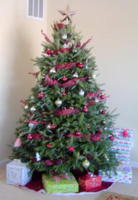 Tree Christmas Home Tour 33