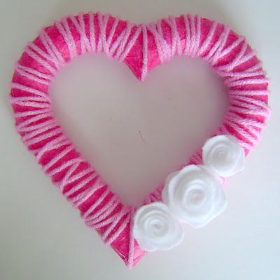Tissue+Paper More Heart Decor 17