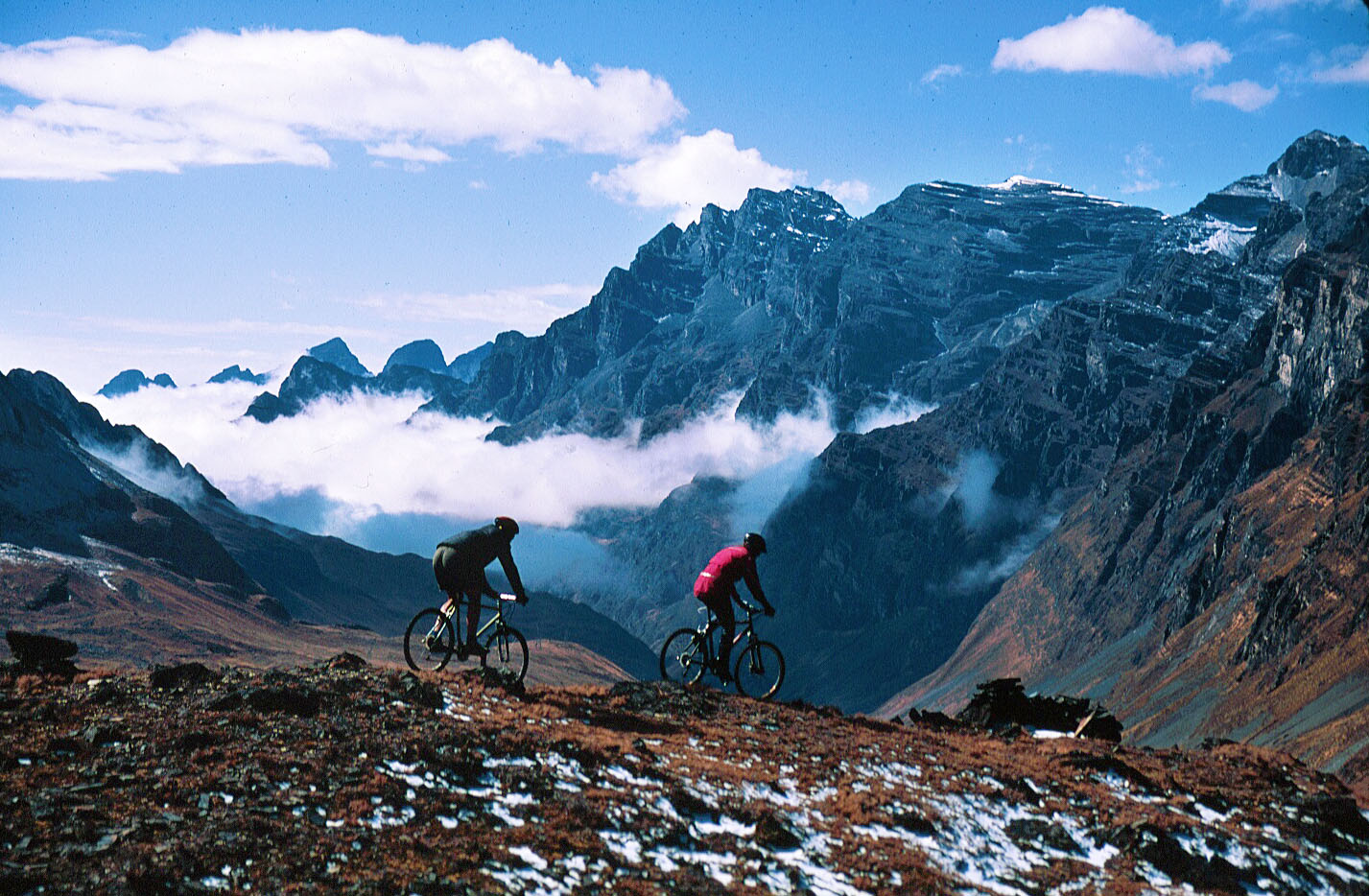 Tips for Cycling Up Hills