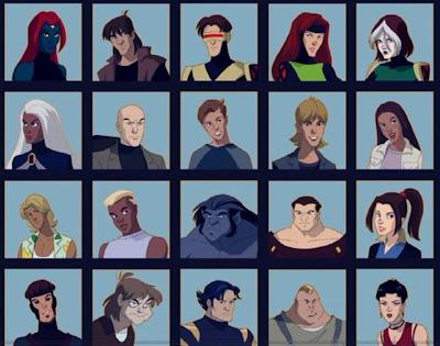 Kaji Rois Blogs X Men Evolution Cartoon Photos And Wallpapers