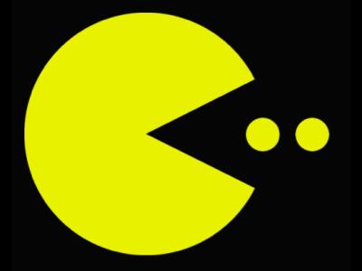 pacman logo - photo #6