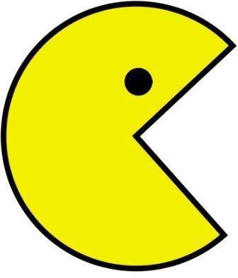 pacman logo - photo #12