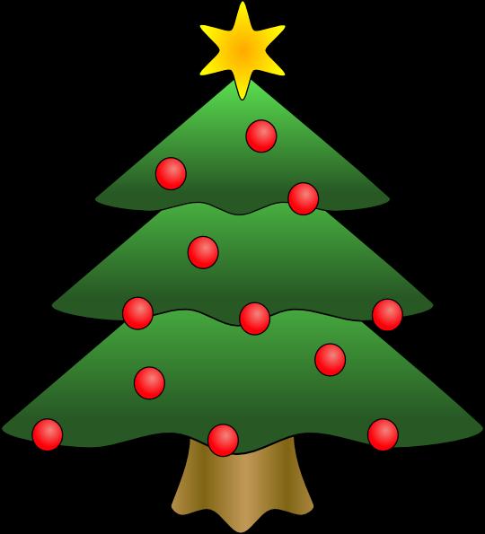 Christmas Tree Cartoon Photos