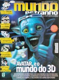 Revista Mundo Estranho Fevereiro 2010