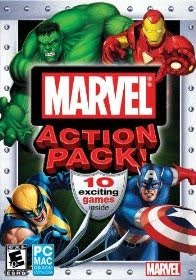 Download Marvel Action Pack PC
