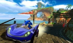 Download Sonic & Sega Allstars Racing PC