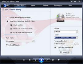 Download Extra DVD to DVD Clone 6.84