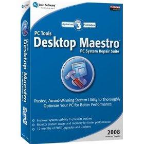 PC Tools Desktop Maestro 3.0.0.830 + Crack