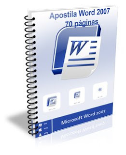 Download Apostila Word 2007 - 70 Páginas