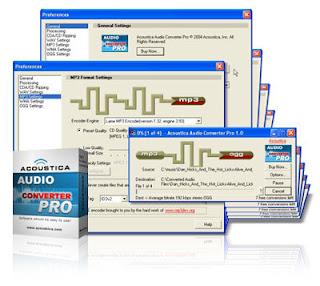 Baixar - Acoustica Audio Converter Pro