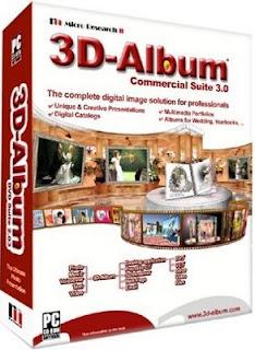 Baixar - 3D Album Commercial Suite 3.28 Full ISO